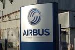 The Airbus site at Filton, Bristol.