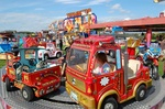 Funfair at the 2012 Filton Festival.